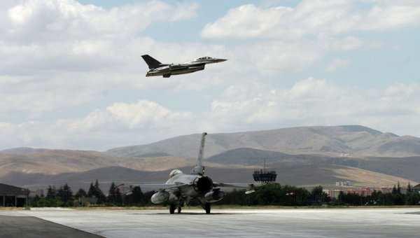 Турецкие истребители нанесли авиаудар по приграничной зоне Ирака, — СМИ | Русская весна