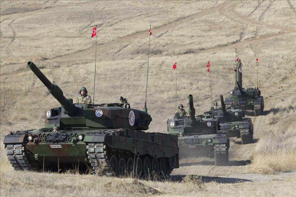 ВАЖНО: Турция начала военную операцию вСирии | Русская весна