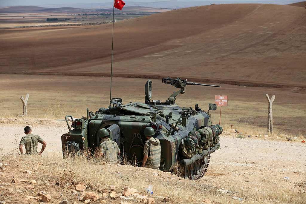 Турция может перебросить боевиков из Алеппо на борьбу с курдами, — эксперт | Русская весна