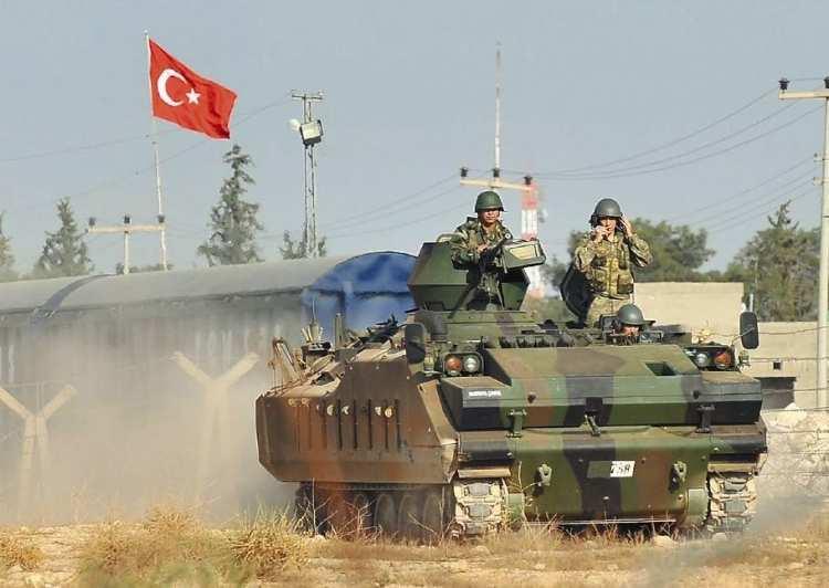 ВАЖНО: Около 100 турецких спецназовцев вошли на территорию Сирии, — СМИ | Русская весна