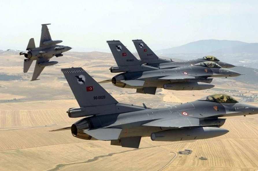 Авиаудары турецких ВВС по позициям курдов в Ираке — ПОДРОБНОСТИ | Русская весна