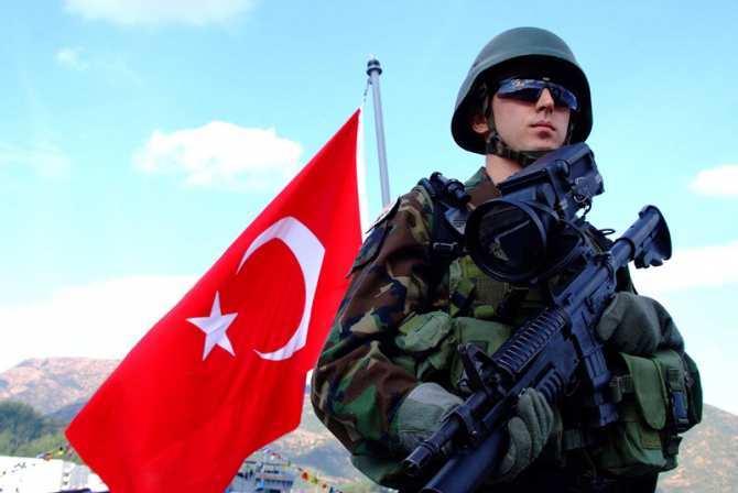 После Алеппо: Конфликт с Турцией неизбежен (КАРТА) | Русская весна