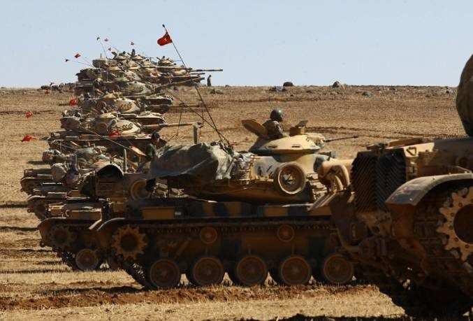 ВАЖНО: Секретная операция в Алеппо — турецкий спецназ готовится деблокировать окруженных боевиков | Русская весна