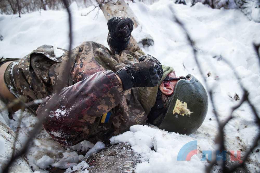 «Несём потери»: боевик ВСУдалпрогноз, чтождёт Донбасс в2019году (ВИДЕО) | Русская весна