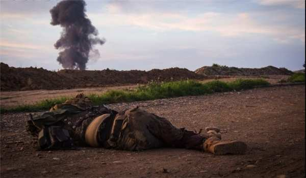 Один из главарей «Ан-Нусры» уничтожен авиаударом, разрушены командные пункты боевиков, ликвидировано множество террористов  | Русская весна