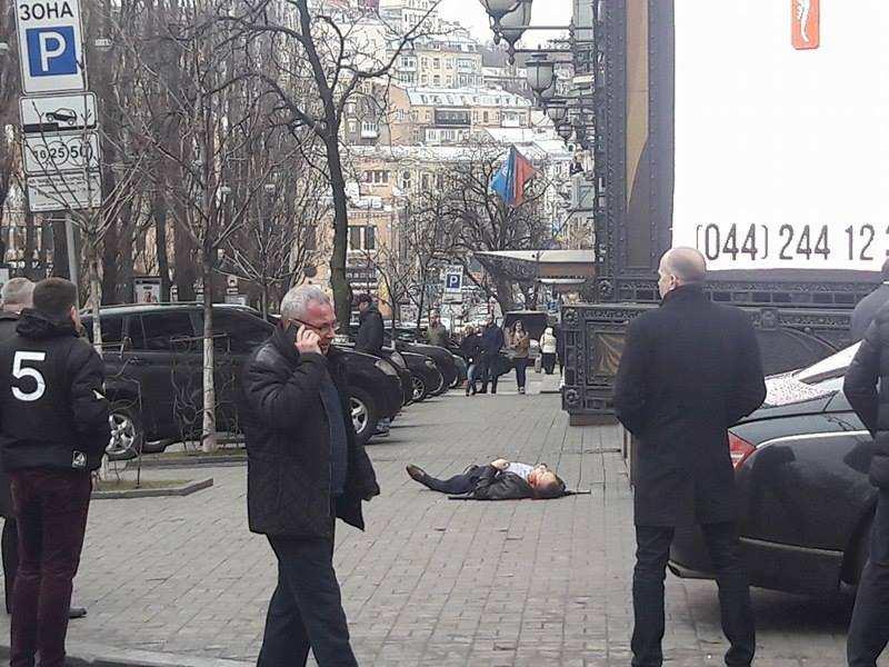 ВМВДУкраины подтвердили, чтоубийца Вороненкова служил внацгвардии | Русская весна