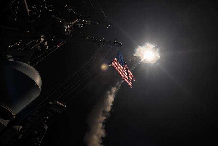 «Сначала наврали, потом атаковали»: сирийцы обударе СШАпоавиабазе | Русская весна