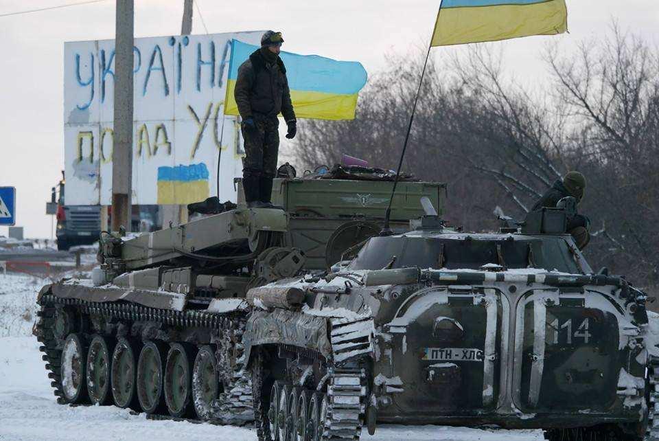 Разведка ДНР: украинская армия готовит наступление для захвата северо-западной части Донецка | Русская весна