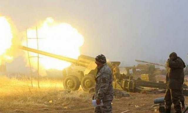 Сводка: заметно увеличилась интенсивность обстрелов на Донецком и Горловском направлениях, обнаружена замаскированная артиллерия ВСУ | Русская весна