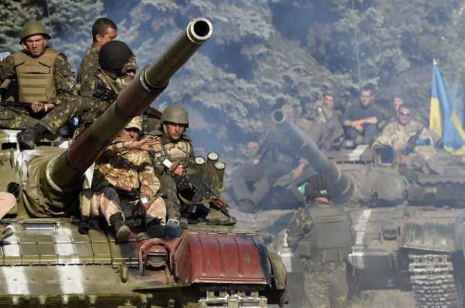 Украинская армия готовит кровавую провокацию на Луганщине, ВСУ переодеваются в форму армии ЛНР (ВИДЕО) | Русская весна