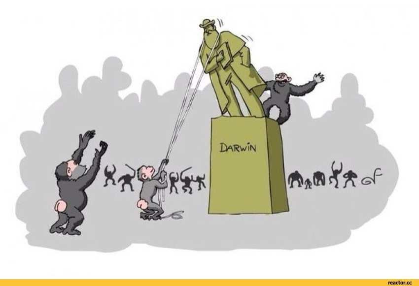 «Год обезьяны» — в Полтавской области беснующаяся толпа снесла очередной памятник (ВИДЕО)   Русская весна