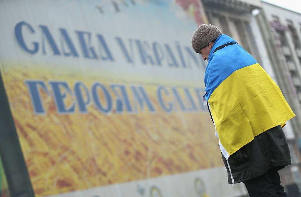 Жгите до упора: даёшь переименование Киева и Украины! | Русская весна