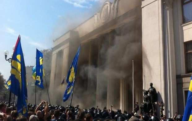 Народная милиция призвала Киев пресечь акции националистов, дестабилизирующие ситуацию   Русская весна