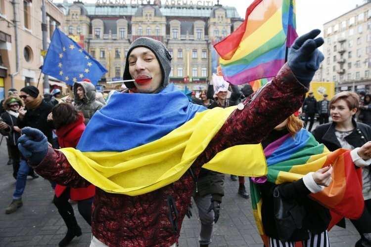 Украина разменяла традиции на нетрадиционную ориентацию | Русская весна