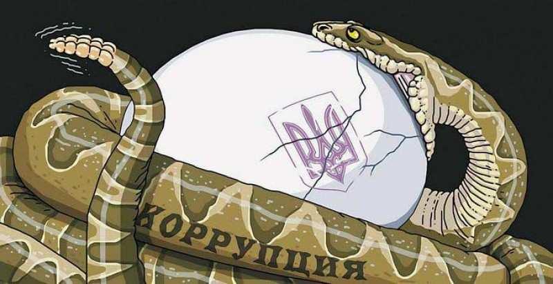 Власть на Украине насквозь пронизана коррупцией, — The New York Times | Русская весна