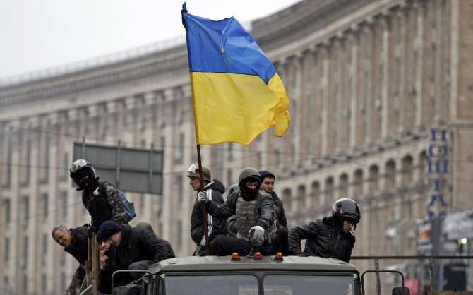 Украина откатилась в начало 90-х (ВИДЕО)   Русская весна