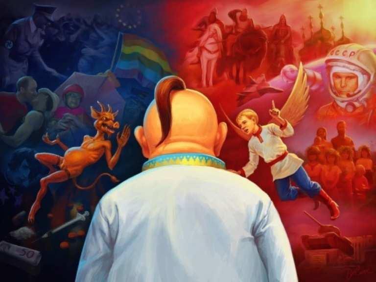 Провальная украинизация: жители Незалежной отказываются терять связь с Россией | Русская весна