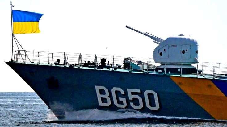 Москитный флот идёт в прорыв. Украина готовится терять военные корабли | Русская весна