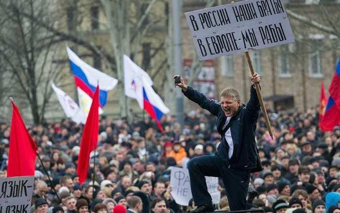Андрей Бабицкий: Донецк победил, киевляне скоро будут хвастать поездками в столицу ДНР | Русская весна