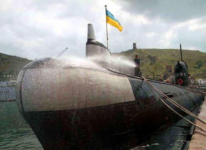 Украина признала поражение на подводном фронте | Русская весна