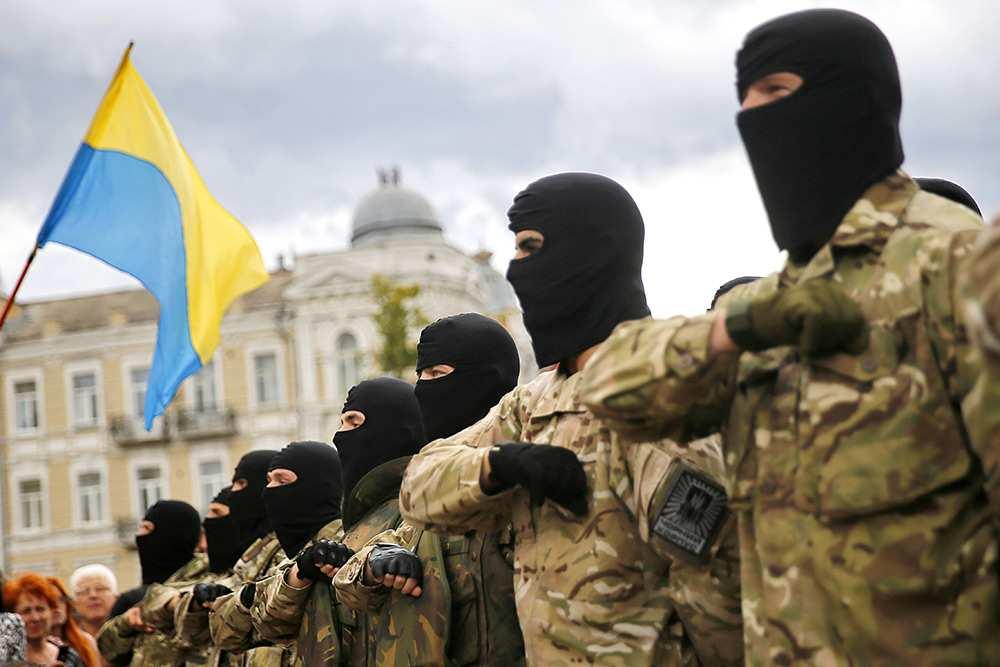 Добровольцы «АТО»разочаровались ввойне ивласти, — Общество ветеранов «АТО»  | Русская весна