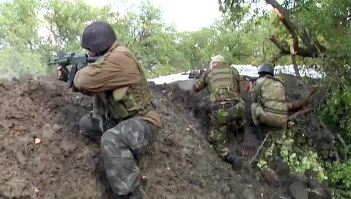 Готовится штурм базы украинских милиционеров-садистов | Русская весна