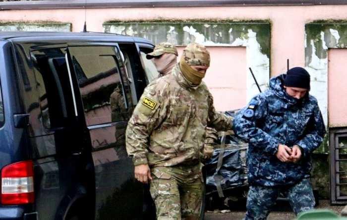 «Это никакой не плен», — в Кремле уточнили статус арестованных моряков ВМС Украины | Русская весна
