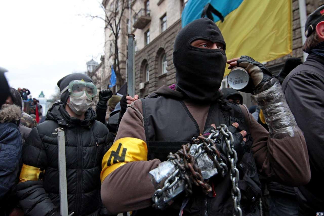 В Киеве готовы объявить «АТО» для зачистки Украины от неонацистских банд | Русская весна