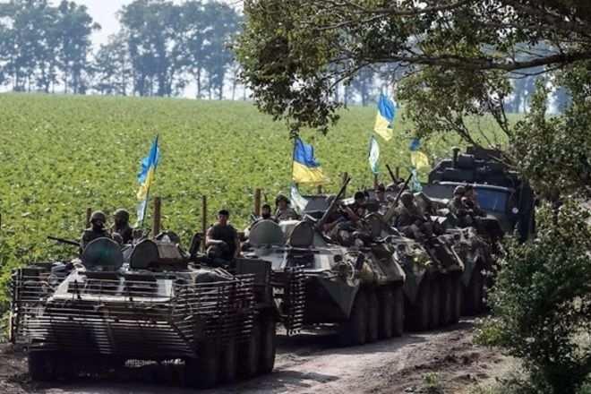 Новороссия ждет последнюю атаку Украинской армии (видео) | Русская весна