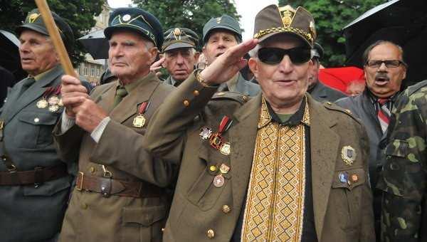 Верховная Рада признала ОУН-УПА борцами за независимость Украины | Русская весна
