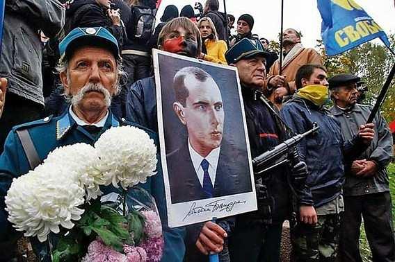 Верховная рада обеспечила гитлеровским пособникам доплаты к пенсии   Русская весна