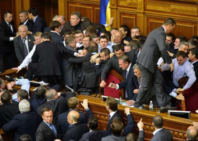 Политический кризис на Украине уничтожит экономику | Русская весна