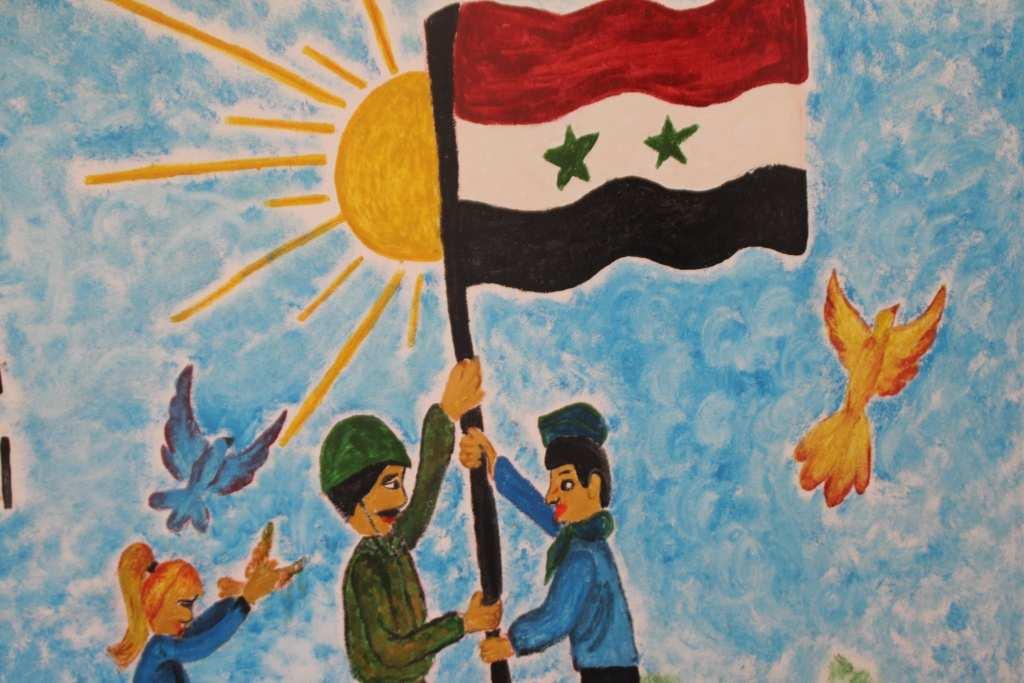 «Сирия разрушает границы»: дети сирийских солдат — детям боевиков (ФОТО, ВИДЕО) | Русская весна
