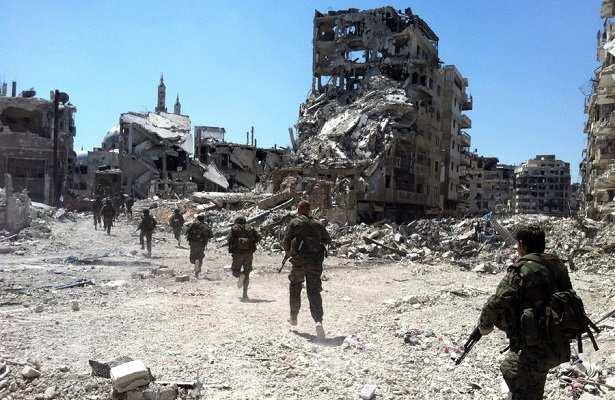 Cводка от «Тимура»: САА успешно наступает в Латакии, в Дейр эз-Зор ИГИЛ перебрасывет подкрепления из-за больших потерь | Русская весна