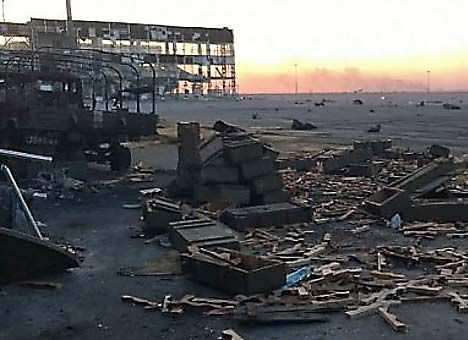 Молния: в Донецком аэропорту и Песках идут бои, гремит артиллерия, подкрепления армии ДНР направлены в сторону прорыва ВСУ | Русская весна