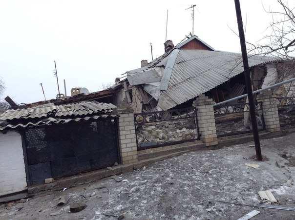 ВСУ нанесли удар по Докучаевску, есть разрушения | Русская весна