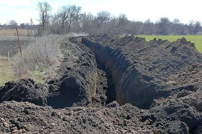 Генштаб ВСУ: «Великая Стена» на Донбассе почти готова, но не хватает брёвен | Русская весна