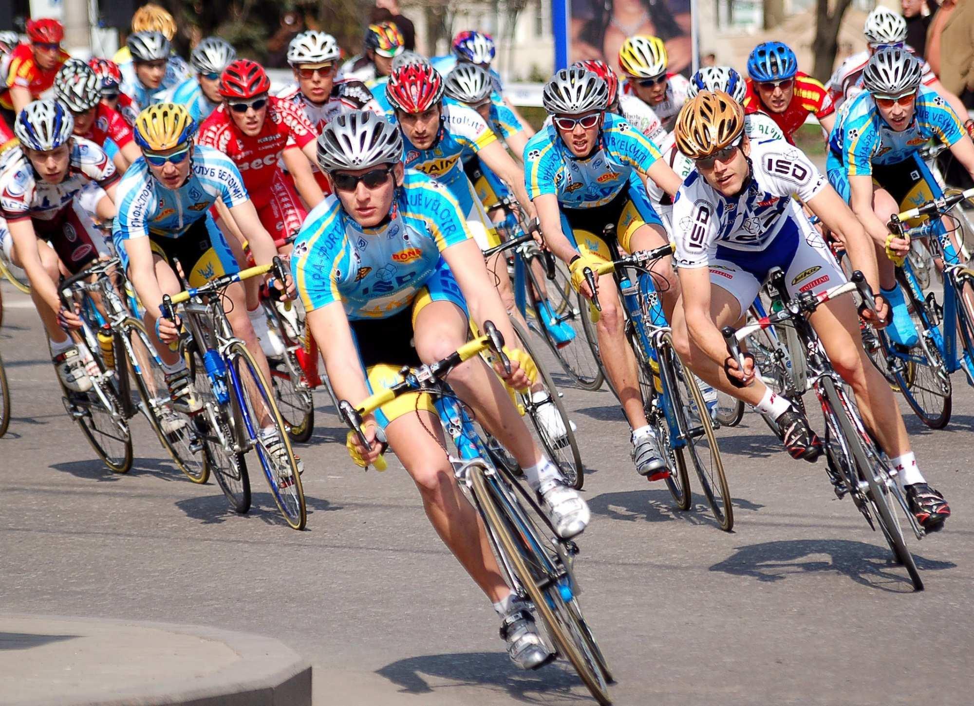 Сборная Сирии по велоспорту примет участие в соревнованиях в ДНР | Русская весна