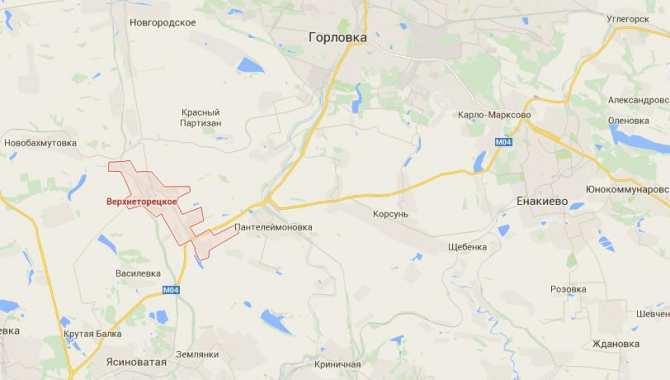 МОЛНИЯ: идет наступление на Ясиноватовском направлении, Верхнеторецкое освобождается от оккупантов, идут ожесточенные уличные бои | Русская весна