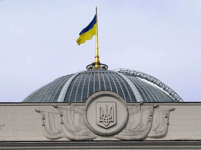 Украина с 1 января введет торговое эмбарго в отношении России (ВИДЕО) | Русская весна