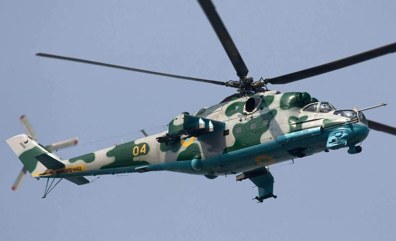 ВСУперебросили клинии фронта боевые вертолеты | Русская весна