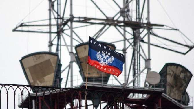 Минсвязи: Натерритории ДНРнарушено вещание телевизионных каналов | Русская весна