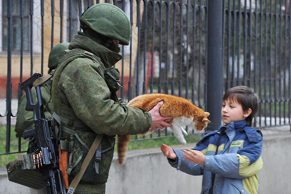 Как шейх 400-тысячного племени обратился к России, чтобы остановить боевиков (ФОТО) | Русская весна
