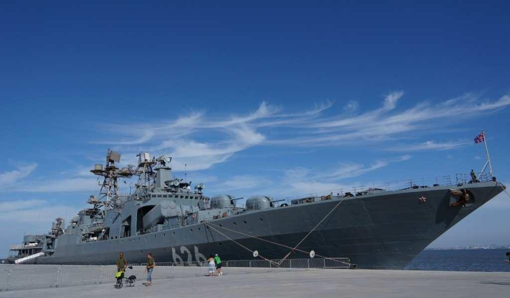 Иностранным журналистам показали военный корабль ВМФ России в Сирии (ФОТО, ВИДЕО) | Русская весна