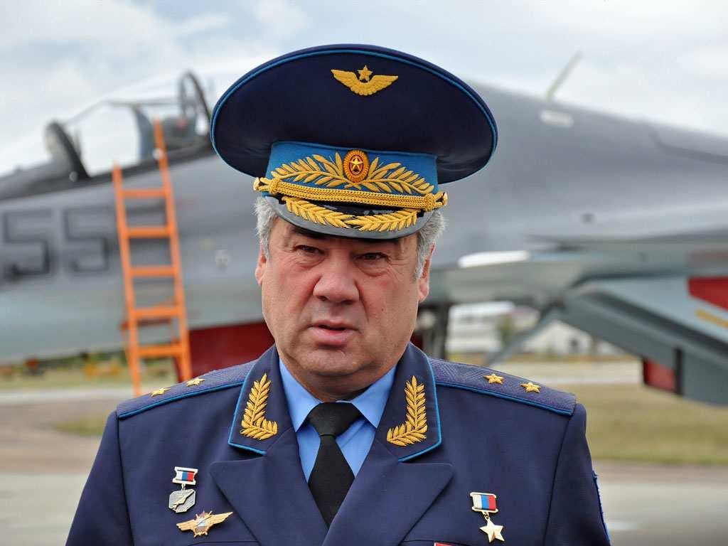 Главком ВКС РФ: Российская авиация с успехом выполнила боевые задачи в Сирии | Русская весна
