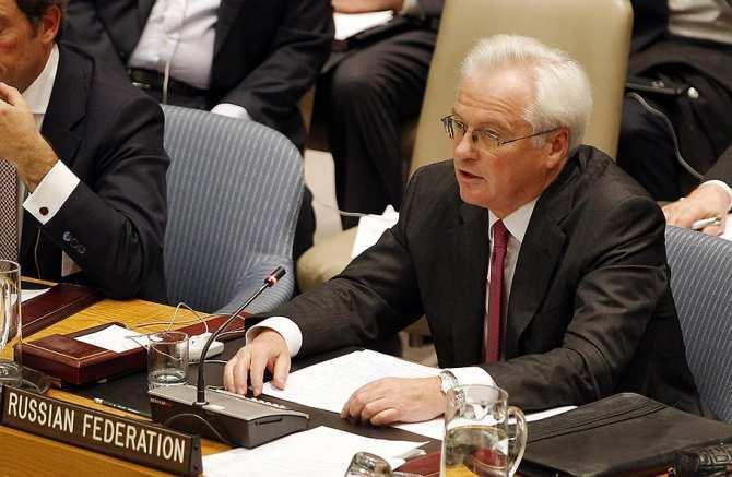 На Донбассе наступил критический момент, — постпред РФ при ООН | Русская весна