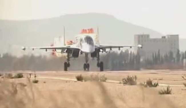 Авиация уничтожает важнейшие объекты ИГИЛ в Сирии (ВИДЕО) | Русская весна