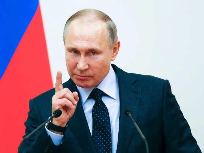 Путин одобрил идею изъять у бизнеса 500 млрд рублей | Русская весна