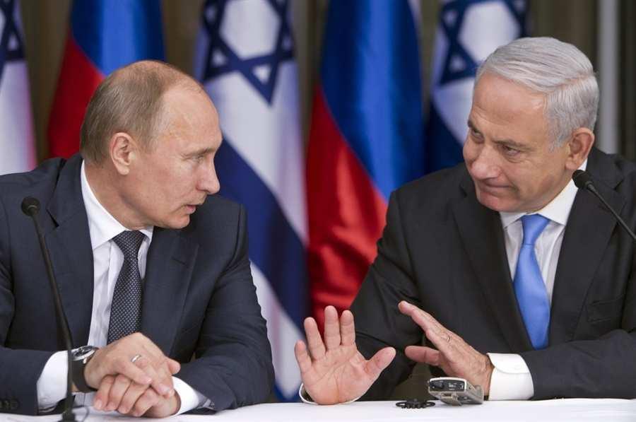 Премьер Израиля обсудил сПутиным удар поСирии | Русская весна