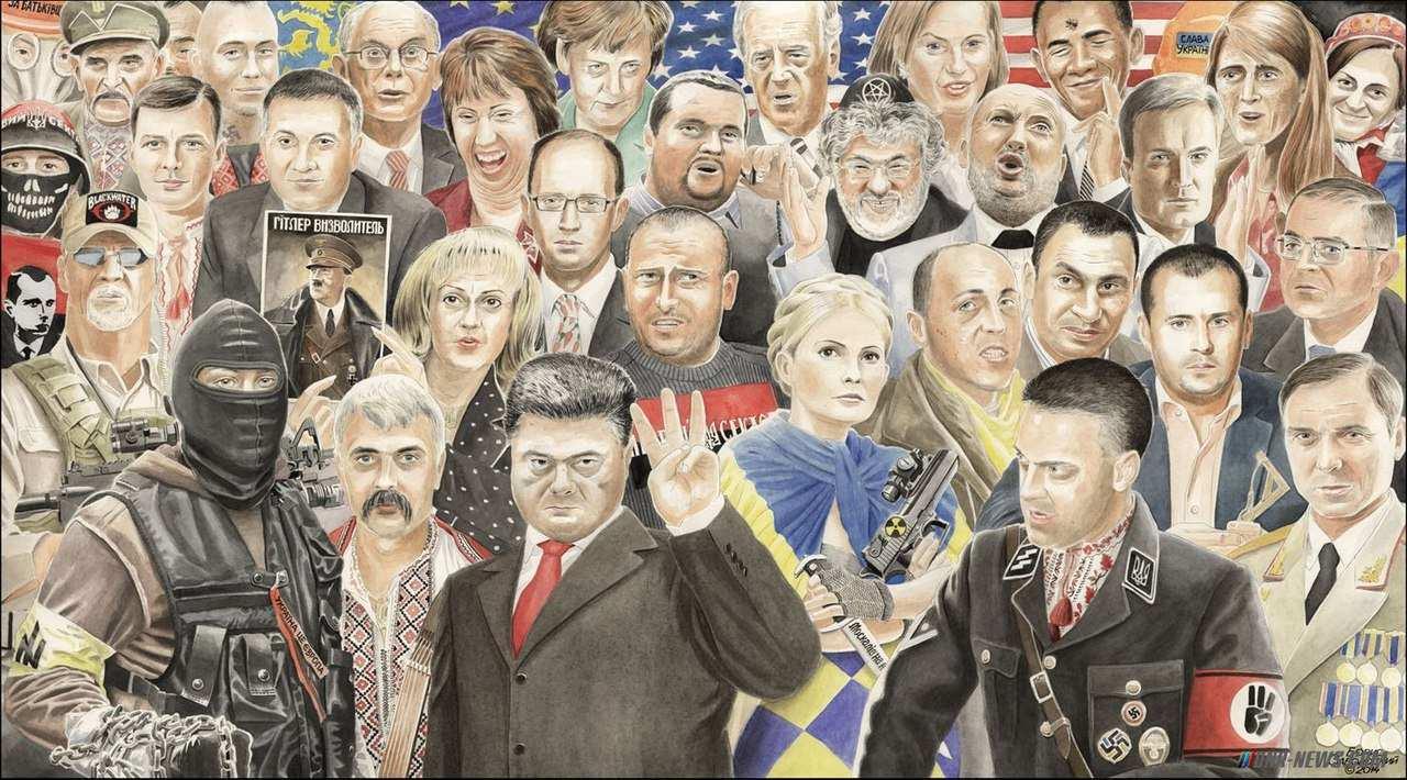 Украинский народ отправит бандеровскую власть насвалку истории, — Аксенов | Русская весна